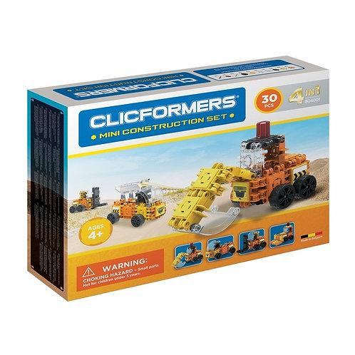 Конструктор Construction set mini 30 дет. Clicformers