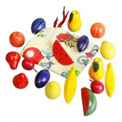 Волшебный мешочек Фрукты-ягоды RNToys