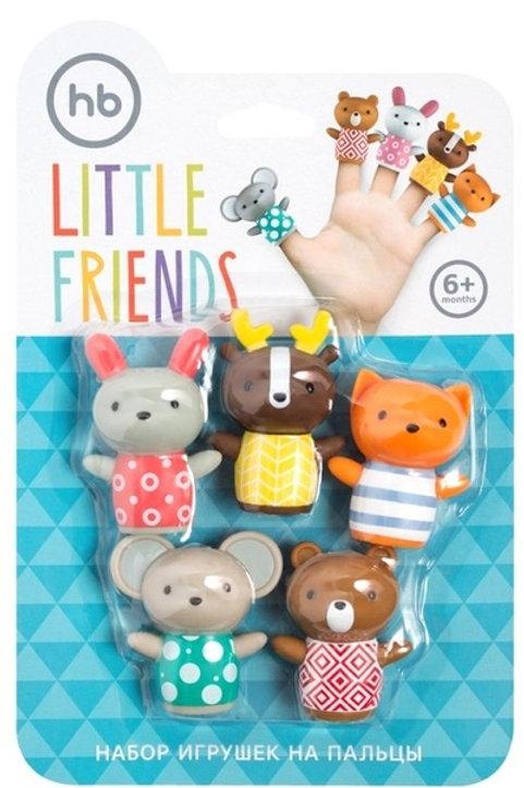 Игровой набор Little Friends