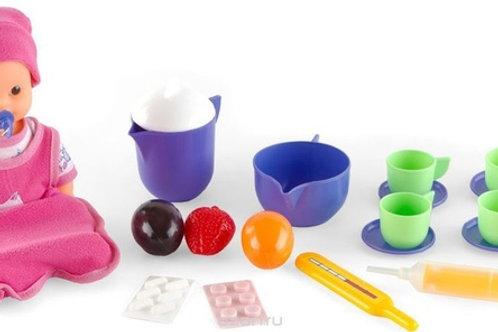 Игровой набор Дочки матери Пластмастер