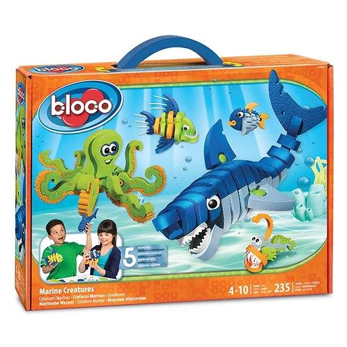 Конструктор Морские животные BLOCO