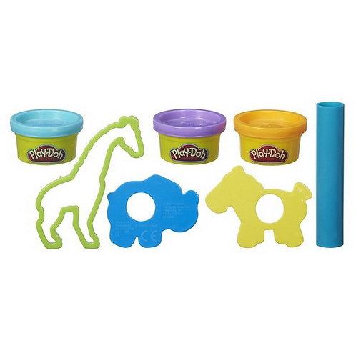 Игровой набор Зоопарк Play-Doh
