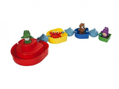 Игровой набор для ванны Детские лодочки Simba
