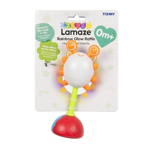 Игрушка-погремушка Жучок с радужной подсветкой Lamaze