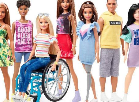 Mattel выпустит Барби с Инвалидностью!