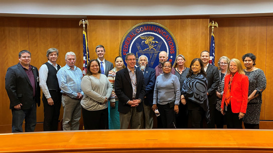 Term Extension of the Commission's Native Nations Communications Task Force and Seeks Nominations