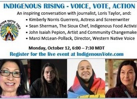 Video: A conversation with Indigenous leaders exploring the Indigenous voice and the power of voting