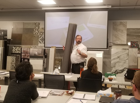 FloatMax Presentation with Venture Carpets and Centura Tile