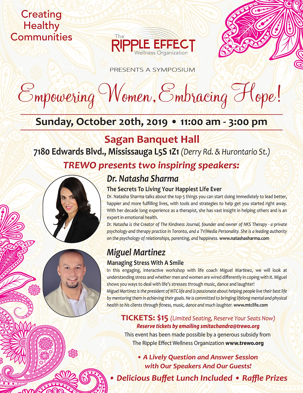 TREWO - Empowering Women, Embracing Hope