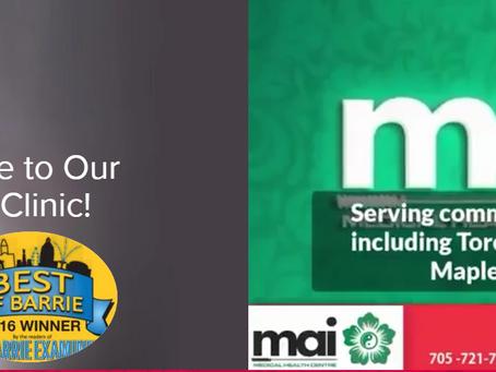 Vote for Mai Medical Health Centre