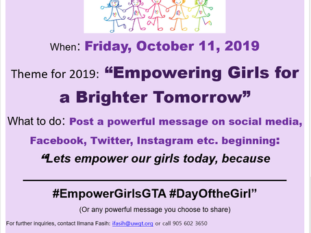 Empowering Girls for a Brighter Tomorrow