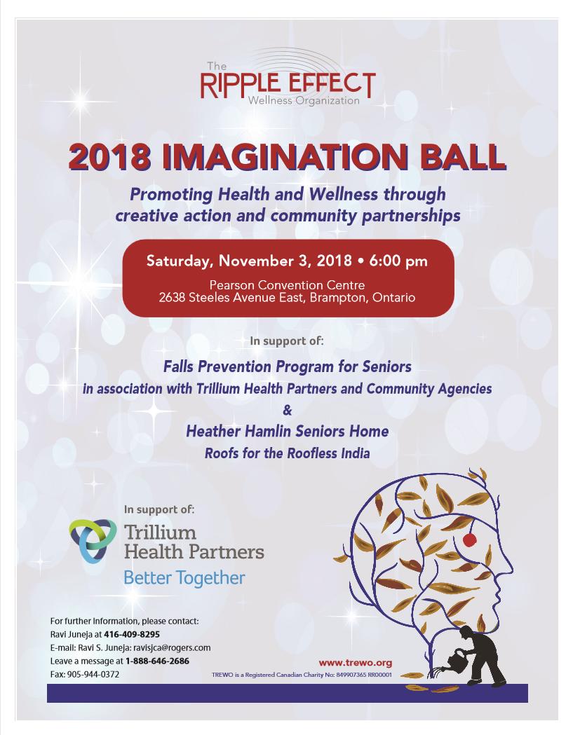 2018 Imagination Ball - TREWO