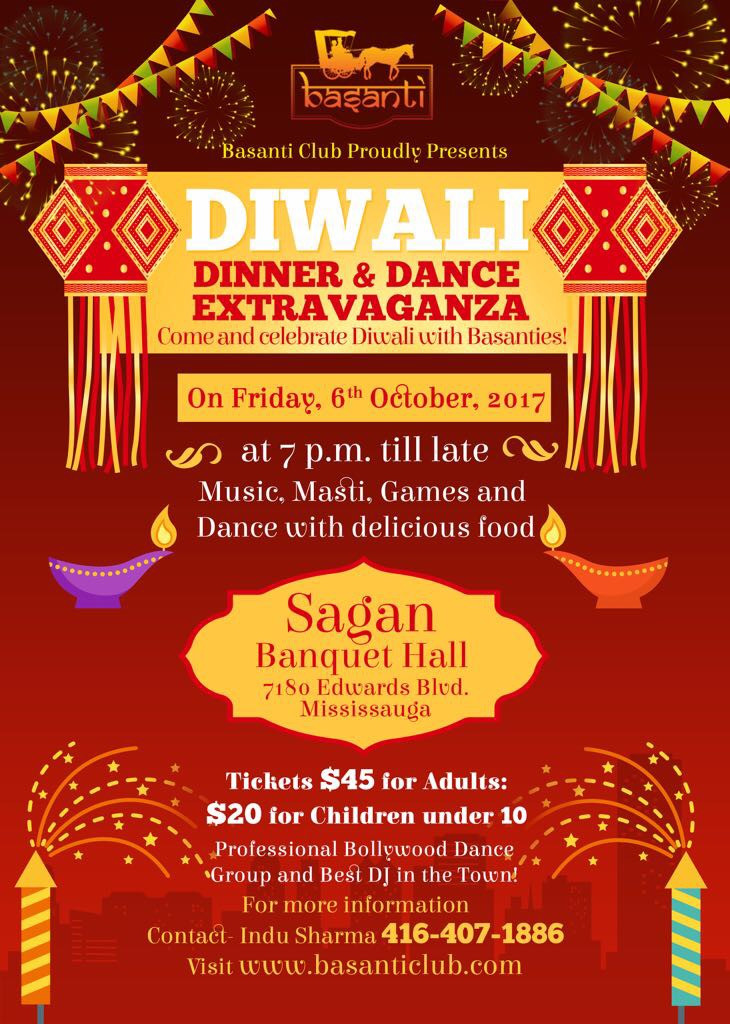 Diwali Dinner & Dance