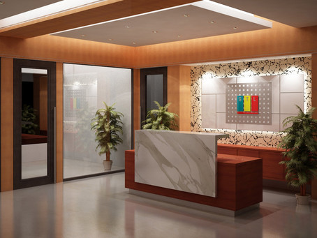 Interior Design for Reception Areas