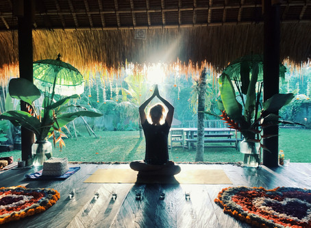 Serious Blissness, My Light + Bliss Yoga Retreat in UBUD, BALI