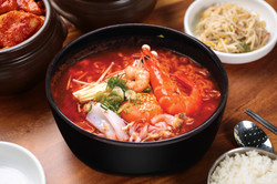 Spicy Seafoods Ramen
