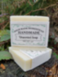 Handmae Unscented Soap made byHgh Ban Homestead