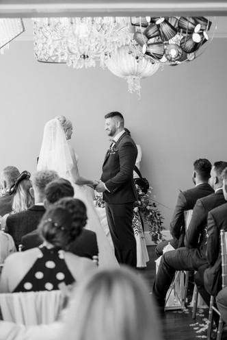 bride and groom at homewood park bath wedding venue