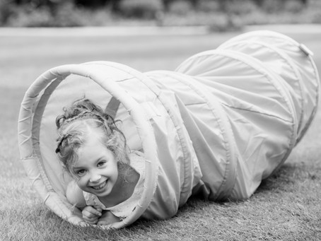 5 ways to keep children entertained at weddings!