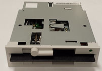 5.25 floppy disk drive 5 1/4