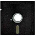 5.25 floppy diskette