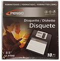Pengo floppy diskette DS/HD