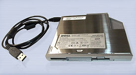 Dell USB floppy drive