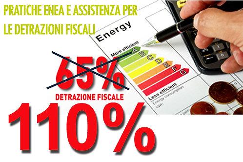 VERIFICA PRELIMINARE PER ACCESSO ALLE DETRAZIONI FISCALI 110%