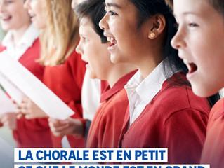 Chantez !