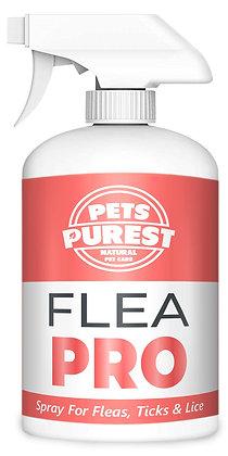 Natural Flea, Lice and Tick Spray - 500ml
