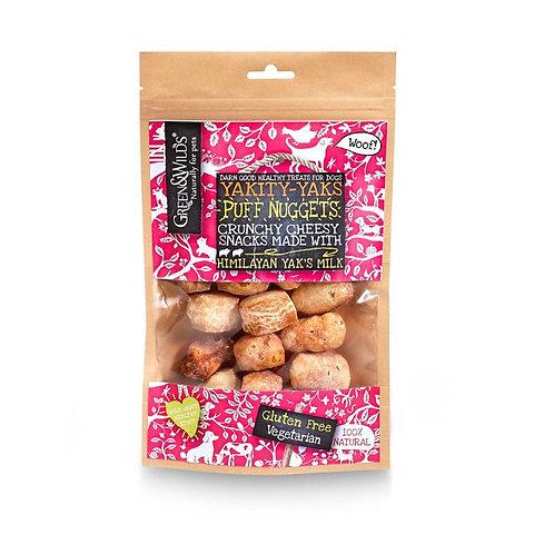 Yakity yak puff nuggets