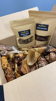 Natural Treat Sample Box