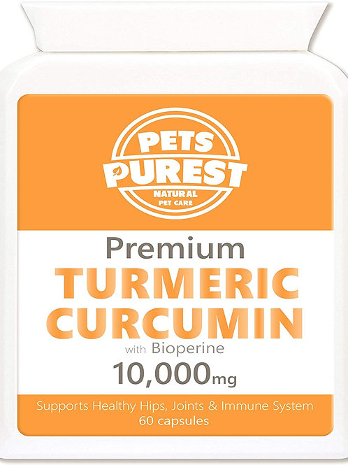 Tumeric Curcumin Capsules - 60