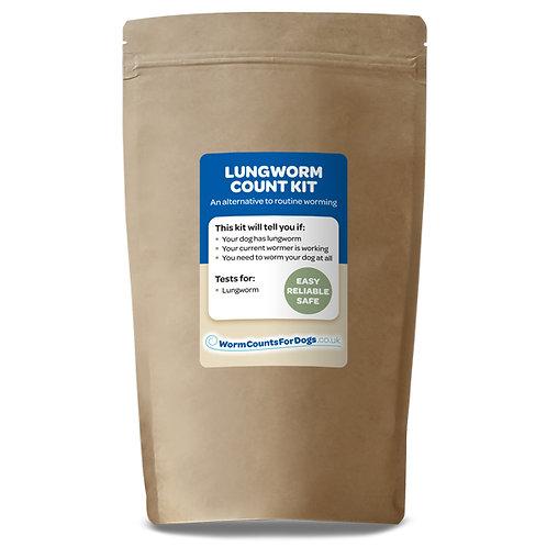 Dog Worm Count Kits