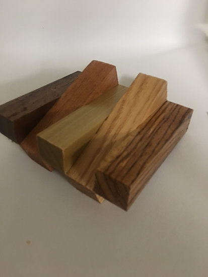 Hand Crafted Wooden Soap Deck