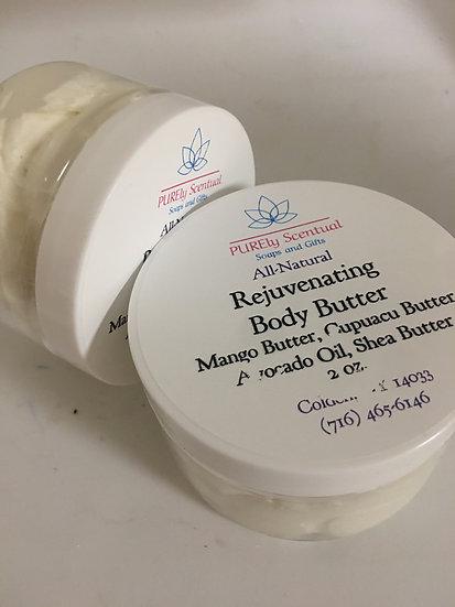 Restore and Rejuvenate Body Butter