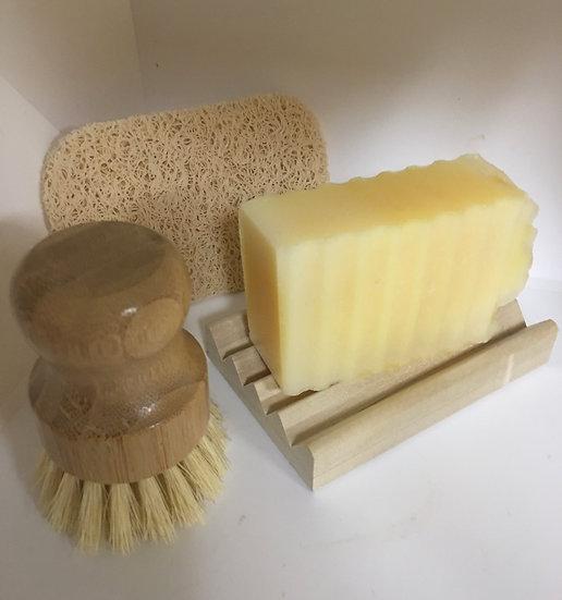 Coconut Dish Wash Soap