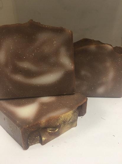 Cherry Almond Goats Milk Soap