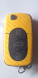 Audi Schlüsselfolie