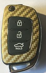 Hyundai Schlüsselfolie