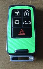 Volvo Schlüsselfolie