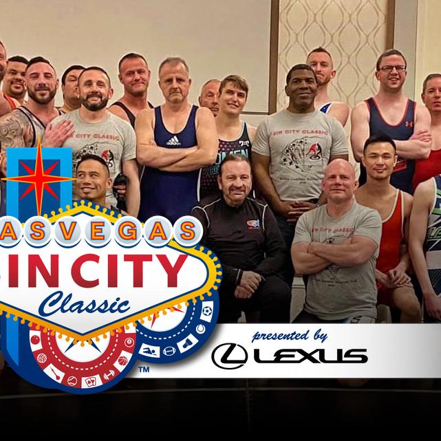 Sin City Classic Wrestling - 2022