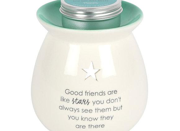 Good Friends burner gift set
