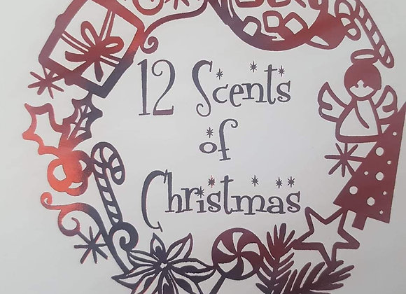 12 Scents of Christmas.