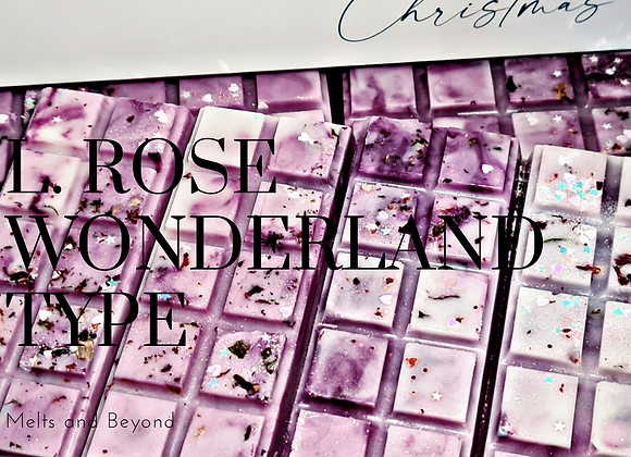 L. Rose wonderland