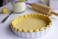 Préparation : la pâte