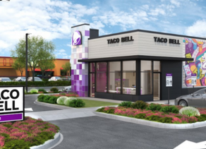 Taco Bell to Debut 'Go Mobile' Prototype Store With Double Drive-Thru Lanes, Curbside Pickup