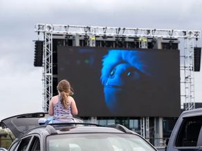 Brookfield and Others Are Opening Parking Lot Drive-In Movie Concept