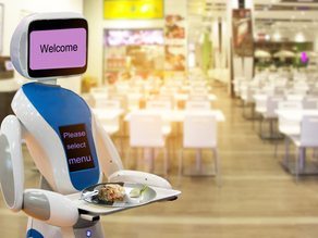 What will restaurants look like in 2030?