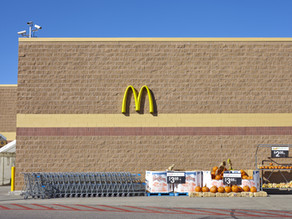 Pandemic Prompts McDonald's to Close 325 Restaurants in Walmart Stores